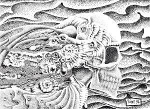 1994-gargoyleskull